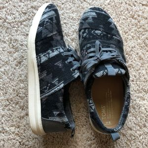 Toms Aztec Sneakers
